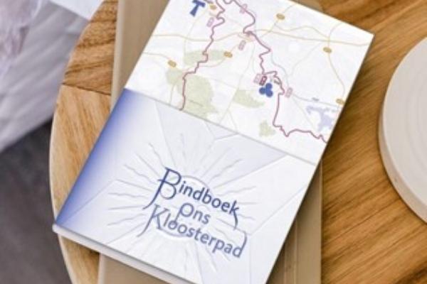 Bindboek Ons Kloosterpad