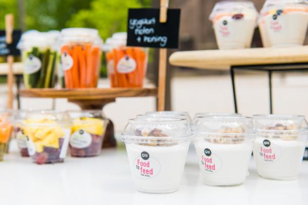 DOMUSDELA Grab n Go yoghurt