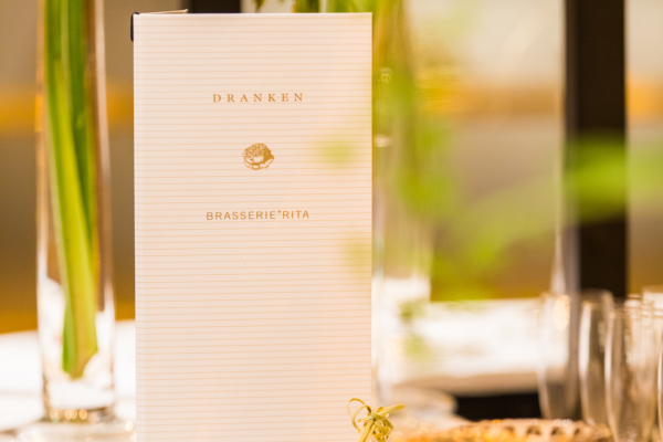 Twycer - Brasserie Rita menukaart DOMUSDELA