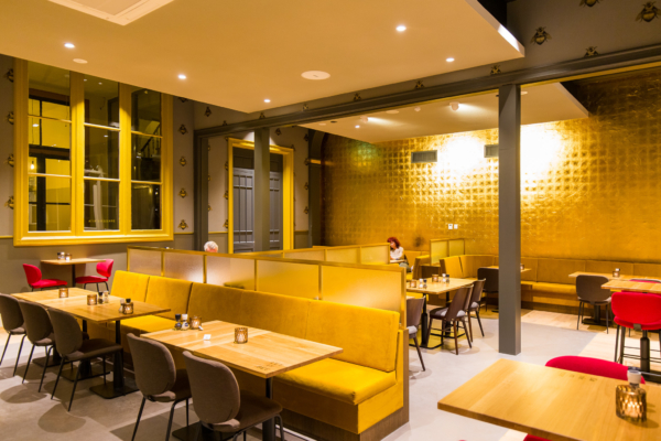 Twycer - Brasserie Rita overzicht DOMUSDELA